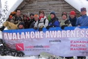Canadian Avalanche Centre hosts avalanche awareness days next week: Photo, Craig Evanoff