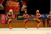 Nancy Clark won at the national level Aug. 18, 2012, earning her IFBB pro status.