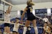 Selkirk College volleyball; Photo, submitted