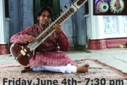 Sitar and tabla masters grace the stage in Grand Forks