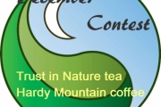 CONTEST: December 2013 -- Trust in Nature tea and Hardy Mountain coffee