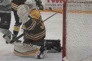Anthony Galliart and the rest of the Bruins need to regroup, and fast, as the club opens the KIJHL playoffs Friday in Fruitvale.