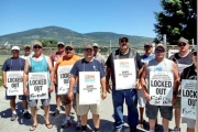 Picket shacks and signs will come down outside dams on Kootenay River now that FortisBC and IBEW Local 213 have agreed to Binding Interest Arbitration.