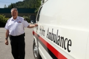 St John Ambulance to close Trail branch, but will remain in region