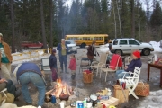 Sinixt Nation provides update on Mount Sentinel blockade