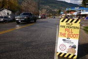 Robson Fire Department asks you to help 'Fill The Boot' for Muscular Dystrophy