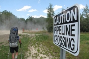 The Enbridge Pipeline: Federal government and First Nations positions point toward serious questions about 'Canadian' land claims