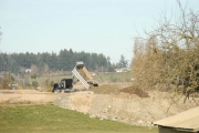 Some land in the ALR is being gobbled up in the Fraser Valley by developers.