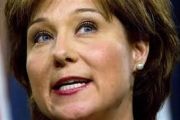 Premier Christy Clark . . . My thoughts and prayers are with people in the Smith Creek