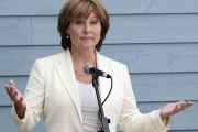 "MLA Vicki Huntington likes to call the Premier Christy Clark the ""Diva of Deflection""."