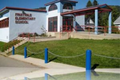 Gas leak forces closure of Fruitvale Elementary School