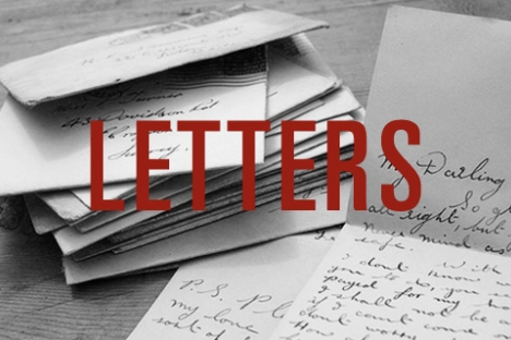 LETTER: Oberfeld way out of line, says local MP