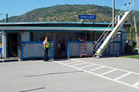 City announces Trail airport terminal building call for tenders